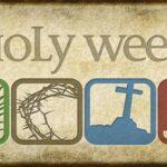 Holy Week Live Stream