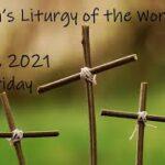 A Children's Liturgy for Good Friday